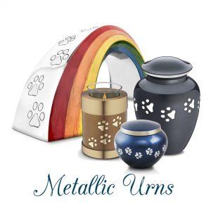 Metal Urns